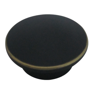 Cabinet Knob - Dia : 60mm - Metallic Antique Finish