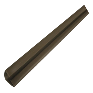 Rubber Seal - 2mtr - Brown Colour