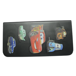 Kids Car Handle - Big - Multicolored - Rectangle