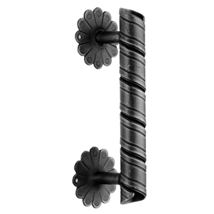 Door Pull Handle - 200mm - Strong Black Colour