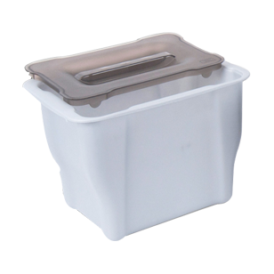 Multi Function Wastebin - Grey Colour - Small