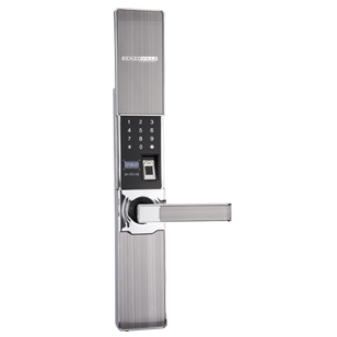 Fingerprint Lock with password - card and Key - Right