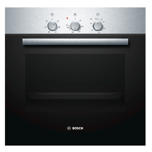 Electric Built-in Oven - 60 cm - Stainless Steel Finish