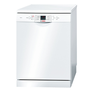 Freestanding Pre-Activated Vario Speed Dishwasher - 60 cm - White Colour