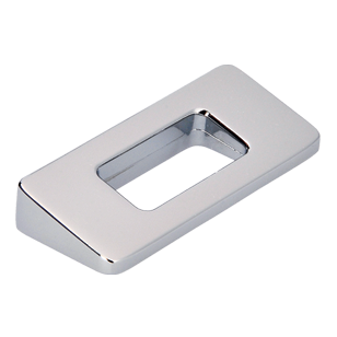 Cabinet Handle - 54mm - Bright Chrome Finish