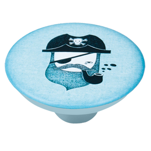 PIRATE Design Cabinet Knob