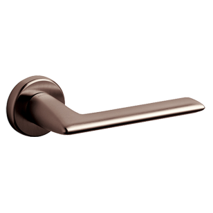 TECNO Door Handle - Brass - Super Bronze Satin Finish
