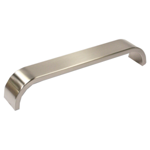 Cabinet Handle - 232mm - Satin Nickel Plated Finish