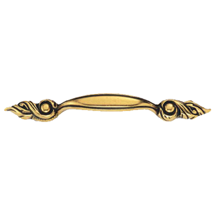 Cabinet Handle - Small - Gold Finish