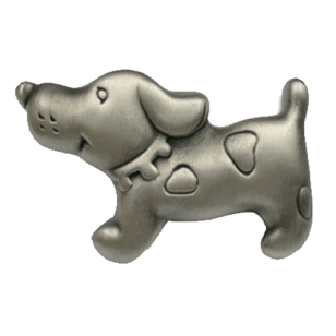 Puppy Shape Kids Cabinet Knob