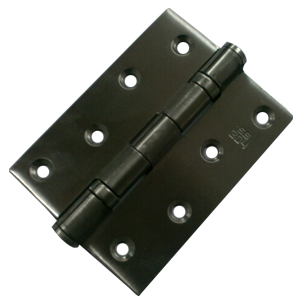 Door Hinges - 4 Inch - SS Finish - Stainless Steel Material