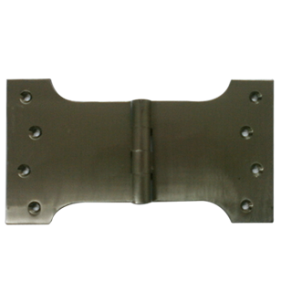 Parliament Hinge (Light) - 4 Inch - Stainless Steel Finish