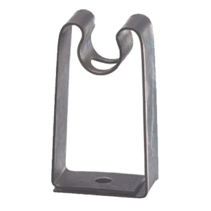 Connecting Plinth Clip - 37mm - Harmonic Steel Finish