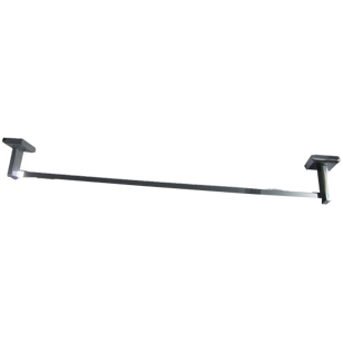 Towel Rod - 600mm- CP Finish