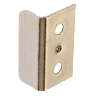 Striking Plate - 8x12x30mm - Polished Nickel Plated Finish