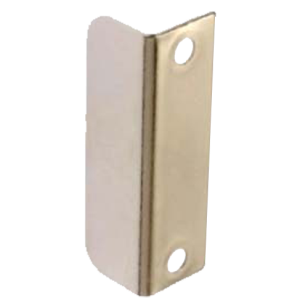Striking Plate - 40x17x12mm - Nickel Plated Finish