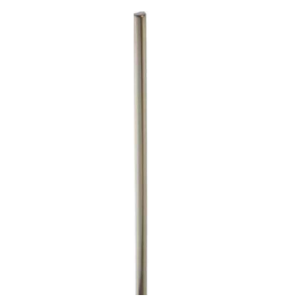 Profile Rod - 1000mm - Steel Nickel Plated Finish