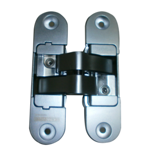 Concealed Hinge - 5x29x36mm - Chrome Matt Finish