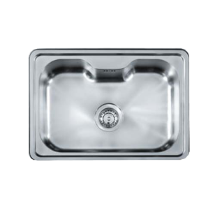 Kitchen Sink - European Satin Finish - 620X440mm