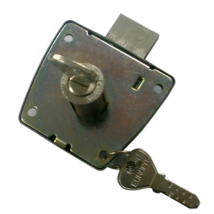 Furniture Lock Panel - 16mm