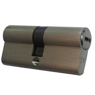 High Security Cylinder (LXL) - 70mm - Satin Nickel Finish