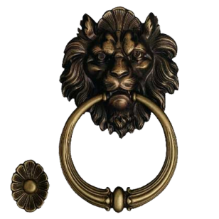 Door Knockers - 110mm - Antique Bronze Finish