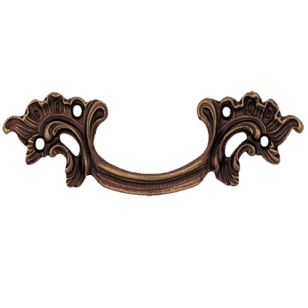 Cabinet Handle & Pulls -140mm - Antique Bronze Finish