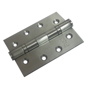 Ball Bearing Butt Door Hinges - Satin Finish - 5Inch