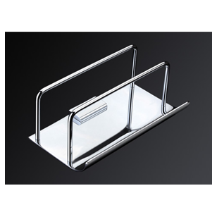 Magazine Holder - Chrome Plated Finish