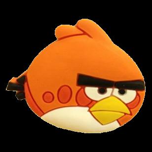 Buy Kids Angry Bird Furniture Knob Orange Colour Online In