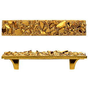 Jewel Cabinet Handle - Gold