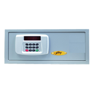 E-LAPTOP- Tailor Made Electronic Safe - Dimensions (H x W x D) - 200x420x370mm - Grey Colour