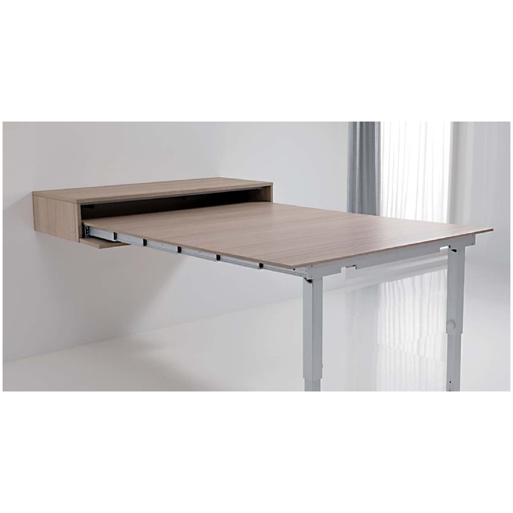 Buy Party Mensola Pull Out Drawer Table 900mm Online
