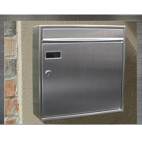 Buy Mail Box Stainless Steel Finish Online In India