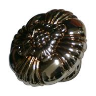 Tiziano Cabinet Knob - 30mm - Polished