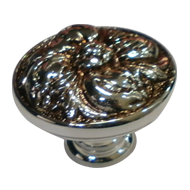 Botticelli Cabinet Knob - 28mm - Polish