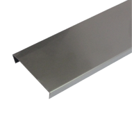 Metallic Cover Profile - Length - 1 Mtr