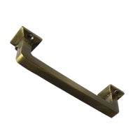 Monty Window Handle - 100mm - Antique Brass Finish