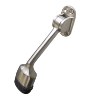 Heavy Door Stopper - Stainless Steel Fi
