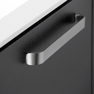 RADIUS Cabinet Handle - Stainless Steel