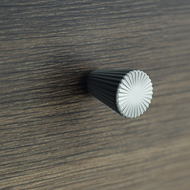 CHOCOLATE Cabinet Knob - Stainless Stee