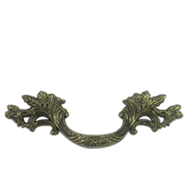 Classical Cabinet Handle - 64mm - Antiq