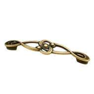 Cabinet Handle - 128mm - Antique Bronze