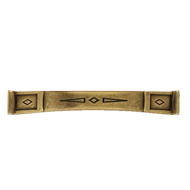 Classical Cabinet Handle -  64mm - Anti