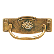 Cabinet Handle & Pull - 32mm - French Gold Finish