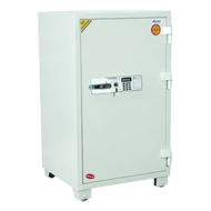 Fire Proof Data Safe -  White