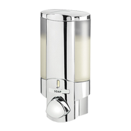 AVIVA Soap Dispenser - Chrome