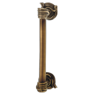 Satin Bronze Matt Novel Pull Handle