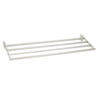 Towel Rack - Chrome Plated - 600mm