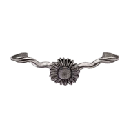Cabinet Handle - Antique Silver Finish